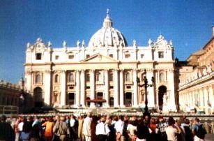 Itálie, Řím, autobusem na 5 dní