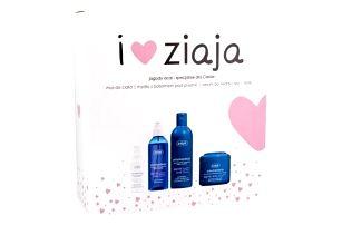 Ziaja Acai Berry dárková kazeta pro ženy sprchový krém 300 ml + pleťové sérum 50 ml + pleťový tonik 200 ml + hydratační tělová pěna 200 ml
