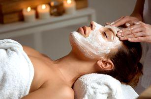 Kosmetické ošetření kosmeceutikou Larens