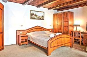Mariánské Lázně: zámecký Schlosshotel *** s polopenzí a procedurami