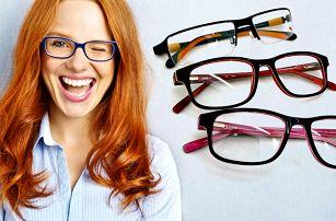 Voucher na 5000 Kč na multifokální brýle