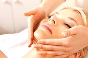 Relaxační kosmetické ošetření vč. Shiatsu