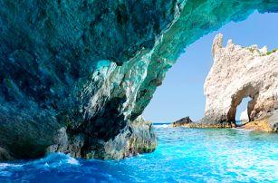 Řecko, Zakynthos, letecky na 8 dní all inclusive