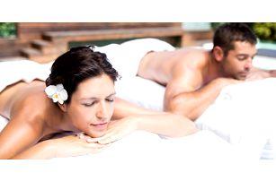 Partnerská masáž olejem v délce 60 minut