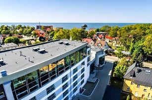 Polské moře: 4* pobyt s polopenzí i wellness