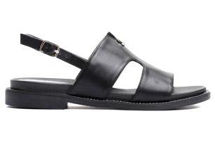 Dámské černé sandály Bruna 9273