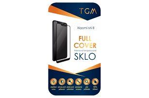 TGM Full Cover pro Xiaomi Mi 8 černé (TGMXIMI8BK)