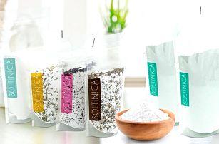 Epsomská sůl do koupele s obsahem hořčíku