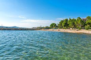 Chorvatsko na 7 nocí: vila jen 120 m od pláže