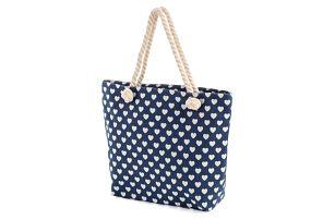 Dámská námořnicky modrá taška Loren 32329