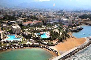 Kypr, Kyrenia, letecky na 8 dní all inclusive