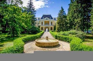 Maďarsko: zámecký Batthyány Castle Hotel **** s termálním wellness a snídaní