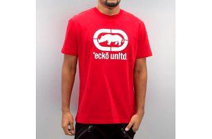 Ecko Unltd. / T-Shirt John Rhino in red M