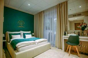 Budapešť v Hotelu Tiliana **** se slovenským personálem, neomezeným wellness, sportovišti a snídaní