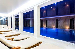 Romantika ve Spa & Wellness Hotelu Zámek Lužec **** s procedurami a polopenzí
