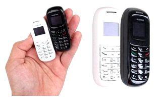 Mobilní telefon miniaturní BM70