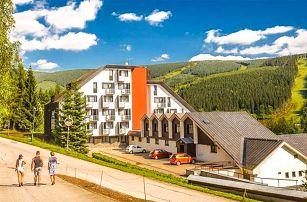 3 dny relaxu ve Špindlu: polopenze, lanovka i výlety