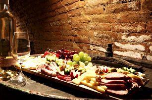 Vinařský pobyt na jižní Moravě s neomezenou konzumací vybraných vín
