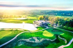 Maďarsko v přepychovém Zala Springs Golf Resortu s wellness a polopenzí