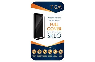 TGM Full Cover pro Xiaomi Redmi Note 6 Pro černé (TGMXIRN6PROBK)