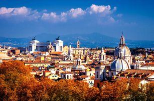 Řím s odpočinkem v termálních lázních Saturnia | 2 noci se snídaní | 5denní poznávací zájezd do Itálie