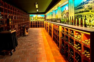 Pobyt s jídlem a degustací vín