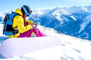 Rakousko: Alpenhotel Dachstein *** s polopenzí, neomezeným wellness a koupelí