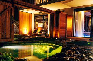 2 hodiny soukromí v luxusním wellness & spa