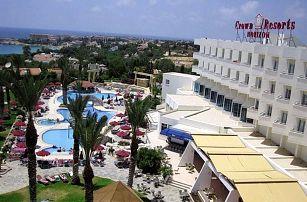 Kypr - Paphos letecky na 12 dnů