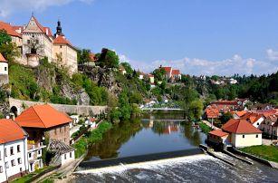 Lázně Jupiter Bechyně: jižní Čechy s polopenzí a procedurami