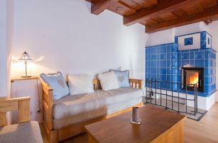 Romantický pobyt v luxusní roubence s vířivkou ve Štramberku