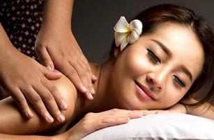 60minutová masáž dle výběru a péče o pleť či nohy