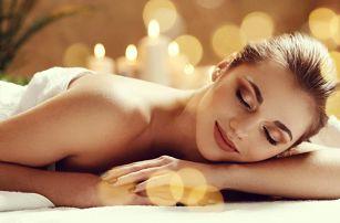 60 min. masáž pro dámy dle výběru ze 6 druhů