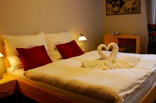 Hotel Praděd Thamm v Jeseníkách na 2 až 6 dní s wellness na podzim