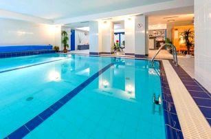 Adršpach: Hotel Tommy *** s polopenzí a wellness s bazénem a vířivkou