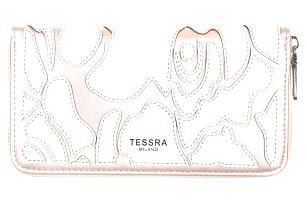 TESSRA Milano Dámská peněženka Classic trendy velká s organizéry