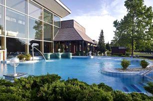 Bükfürdő, Health Spa Hotel Bük**** s termální vodou