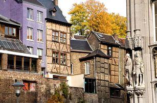 Užijte si krásu Lutychu a belgickou čokoládu - dlouhá platnost poukazu