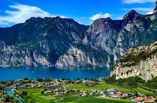 Trentino: wellness dovolená mezi Dolomity a jezerem Lago di Garda