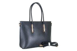Erick Style Dámská kabelka klasická černá