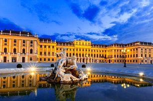 Pobyt ve 4* hotelu ve Vídni u zámku Schönbrunn