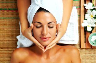 Liftingová nebo lymfatická péče o obličej