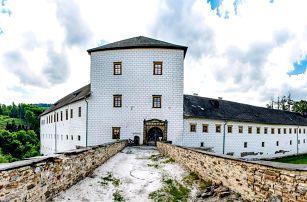Pobyt na zámku Kolštejn v Jeseníkách se snídaní