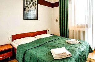 Relaxační pobyt v Bardějově s wellness a polopenzí