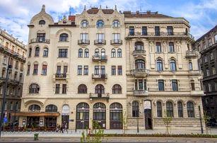 City Hotel Matyas *** přímo v centru Budapešti a nedaleko lázní + snídaně