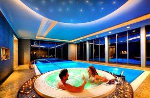 Orava v luxusním Hotelu Park **** se snídaní a vstupem do bazénu a vířivky