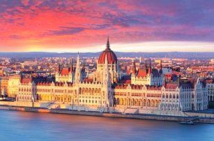 City Hotel Ring *** se snídaní přímo v centru Budapešti + děti do 6 let zdarma