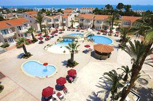 Kypr - Larnaca letecky na 8-9 dnů
