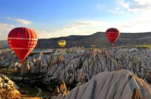 Turecko letecky na 8 dnů, polopenze