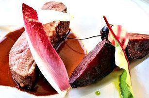 6chodové degustační menu s vínem pro 1 i 2 osoby
